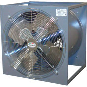"Canarm 20"" Port.Util.Fan W/1Hp/1725/115/230 Explosion Proof Motor Hd, 6850 CFM"