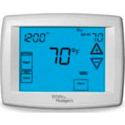 "White-Rodgers™ Touchscreen Premium Universal Thermostat (1H/1C) 12"" Display 1F97-1277"