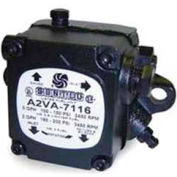 Suntec Single Stage Fuel Pump A2VA-7116, RH-RH, 3450 RPM, 3/2 GPH, 150/200 psi