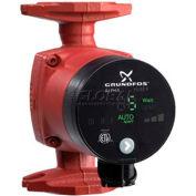 Grundfos Alpha UP26-96F Circulator Water Pump 52722341, Cast Iron, 115V, 1/12 HP