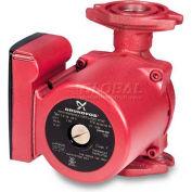 Grundfos UP26-99F Cast Iron Flanged Circulator Water Pump 52722355, 115V, 1/6 HP, 1 Speed