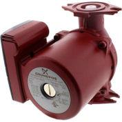 Grundfos Super Brute 3-Speed Circulator Water Pump UPS-26-99-BFC, 52722518, 115v, Bronze