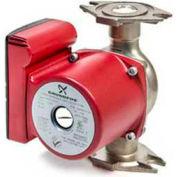 Grundfos Super Brute 3-Speed Circulator Water Pump UPS-15-55-SUC, 59896781, 115V, Stainless Steel