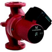 Grundfos VersaFlo® UPS32-160  Circulator Pump 96402730, Cast Iron, 115V, 3/4 HP
