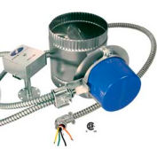 """Field Controls 8"""" Oil Vent Damper With WMO-1 OVD-8"""