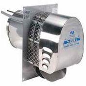 "Field Controls 5"" Power Venter- Stainless Steel 290,000 BTU SWGII-5"