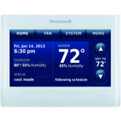 Honeywell Prestige Color Touchscreen Thermostat With Redlink™ THX9421R5021WW White