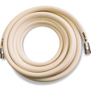 "Sani-Lav® H50W3 Wash Down Hose, 3/4"" MGHT Swivel x FGHT, Stainless Steel, White - 50'"