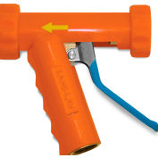 Sani-Lav® N8 Large Industrial Spray Nozzle - Safety Orange