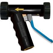 Sani-Lav® N81B Large Low-Flow Industrial Spray Nozzle - Black