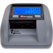 Cassida Quattro 4-Orientation Automatic Counterfeit Detector D-QWB LCD Reporting, Pass/Fail Display