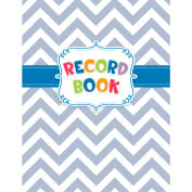 Creative Teaching Press Chevron Record Book, 1/Ea