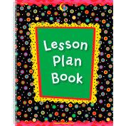 Creative Teaching Press Poppin' Lesson Plan Book, 1/Ea