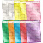 Creative Teaching Press Small Vertical Incentive Chart 10-Pk, 10 Pack
