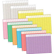 Creative Teaching Press Large Horizontal Incentive Chart 10-Pk, 10 Pack