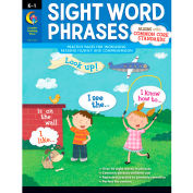 Creative Teaching Press Sight Word Phrases, 1 Set