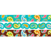 Creative Teaching Press Playful Paisley Border Pack, 3 Pack
