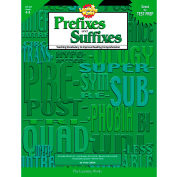 Creative Teaching Press Prefixes and Suffixes Grade 4-8