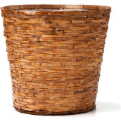 """OfficeScapesDirect 14"""" Stained Basket"""
