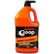 Orange Goop® Liquid With Pumice - Gallon w/ Pump