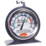 Cooper-Atkins® Refrigerator/Freezer Thermometer, 25HP-01-1, Dry Storage