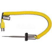 Cooper-Atkins® Thermocouple, 50209-K, Microneedle Probe, Type K