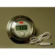 Cooper-Atkins® Thermometer, Dm120s-0-3, Digital Panel Mount, Back Connect Back Flange-Min Qty 2