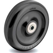 Colson® 2 Series Wheel 2.00002.55 - 2-1/2 x 1-1/4 Polyolefin 3/8 Annular Ball Bearing - Black