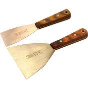 """C.S. Unitec EX408-50B Putty Knives, Copper Beryllium, 2"""" (50mm)"""