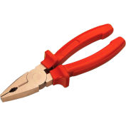 """C.S. Unitec EX612-6B Combination Pliers W/Side Cutting, Copper Beryllium, 6"""""""