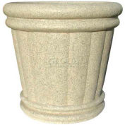 "Roman Urn 28"", Speckled Granite"