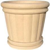"Roman Urn 28"", Sandstone"