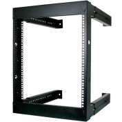 Vertical Cable, 047-WFM-1226, 12U Wall Mount Open Fixed Rack