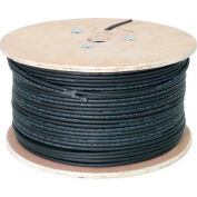 Vertical Cable, 059-494/WS/CWT, Cat 5E Shielded UV LLDPE Jacket For Outdoor/Direct Burial Wood Spool