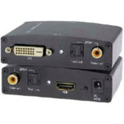 Comprehensive Video Signal Converter, DVI-D Dual Link To HDMI Converter And SPDIF Audio