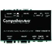 Comprehensive Switcher, 2X1 VGA/XGA And Stereo Audio Auto