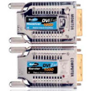 Comprehensive DVI Extender, Fiber Optic Modules For Extending DVI Signals, Up To 3280'