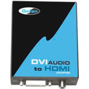 Comprehensive DVI Converter, Convert DVI Video And Audio To HDMI