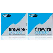 Comprehensive Fiber Optic Extender, Firewire 800 Or 400, Up To 1640'
