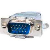 Comprehensive D-Sub Connector, HD15 Pin Plug With Hood