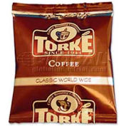 Torke Classic World Wide Fine Grind Coffee, Regular, 1.5 oz., 42/Carton