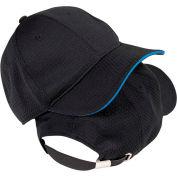 Chef Works® Cool Vent™ Baseball Cap W/Color Trim, Blue - BCCTBLU0
