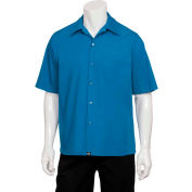 Chef Works® Universal Shirt, Blue, XS - CSMVBLUXS