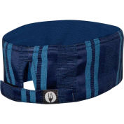 Chef Works®  HB003NBU0 - Presidio Cool Vent™ Beanie, Navy/ Blue, One Size Fits Most