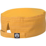 Chef Works® HB003YEL0 - Harlem Cool Vent™ Beanie, Yellow, One Size Fits Most
