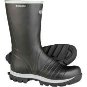 "Skellerup Quatro FRQ606, Non-Insulated, 13"" Calf Size, Men's US 6"