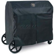Crown Verity Grill Cover for MCB-60 w/ Roll Domes Only - BC-60