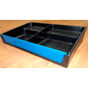 Cayuga Case CCI-074-NT-3 - Riser Tray With Front And Divider, 2 Tier