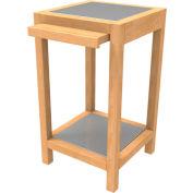Cayuga TB-FP-101-FL-A - Medium Pedestal Table