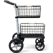 Scout Cart™ SCV1 All-Purpose Folding Cart, Removable Baskets